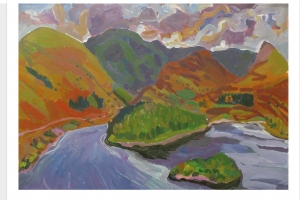 Haweswater 2, The Lake District, Autumn 2019