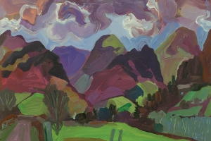 Hindscarth, Ard Crags, Sail, Causey Pike, Grisedale Pike 2020