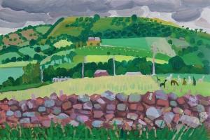 Beck Brow Alpacas, Ainstable Cumbria 2020