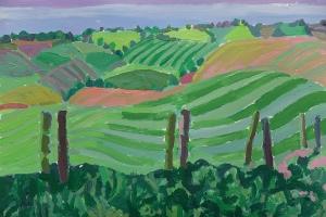 Farmland near Cumrew 2019