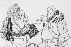 Cafe People 2