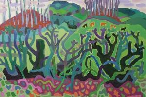 Broad Beck Hedge, Armathwaite 2020