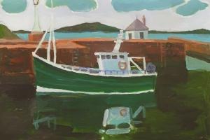 maryport-boat-green